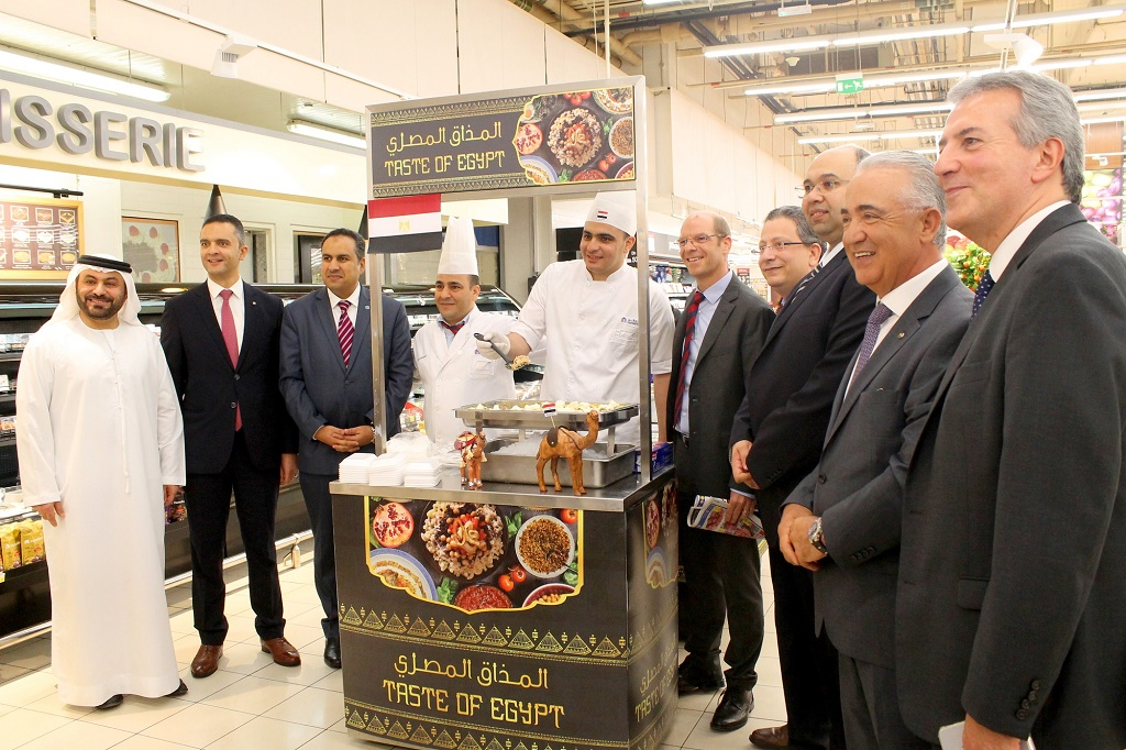 Carrefour Inaugurates Taste Of Egypt At Mall Of The Emirates 9cnews